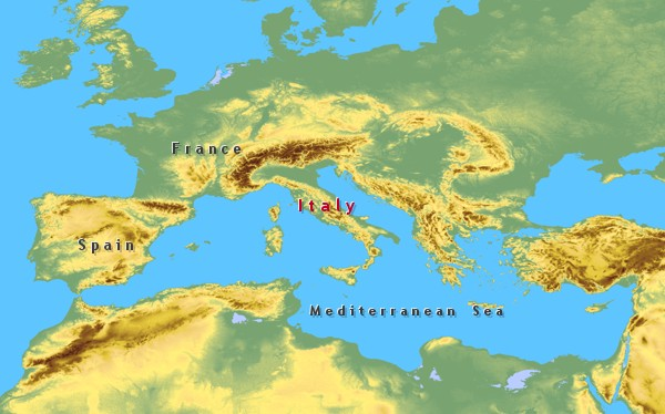 Trade The Mediterranean MY AP HISTORY PROJECT